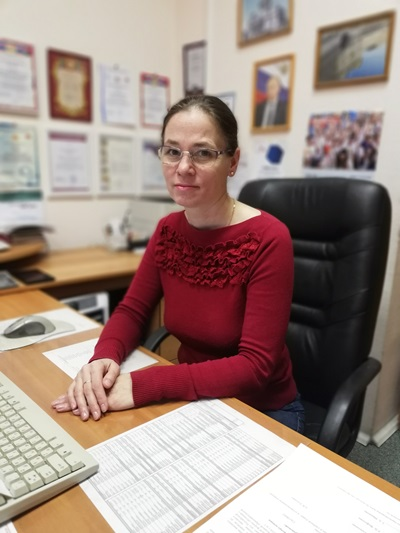 Мезенцева Елена Валерьевна